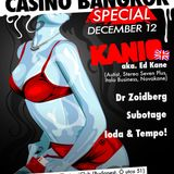 Kanio Live dj set @ Casino Bangkok - 12 dec 2008