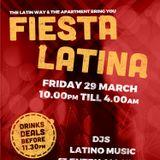 Fiesta Latina Lesser Known Reggaeton Gems 2019