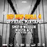 Hip Hop Grill 4 Official Mixtape - SPNFRE Tape #78