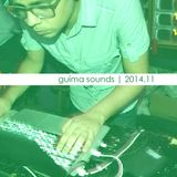guima sounds | 2014.11