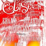 Dj Frank Coliseum - 100x100 Coliseum Abril 17 - 2