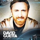 DAVID GUETTA @ ULTRA EUROPE 2017