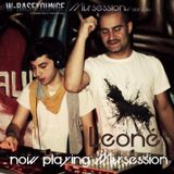 Leoné @ Mixsession on www.w-baselounge.de (25.01.2013)