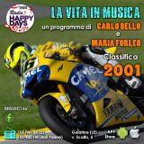 La Vita in Musica - puntata del 05 Apr 2018 - I singoli più venduti in Italia nel 2001