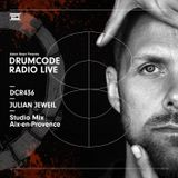 DCR436 – Drumcode Radio Live - Julian Jeweil Studio Mix recorded in Aix-en-Provence