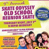 Dj Axel V & Dennis Deserio - Skate Odyssey Old School Reunion Skate Mix 3