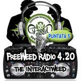 The Interactweed -  Puntata N. 5 del 13 febbraio 2017 - Ospite la Freeweeders Cristina