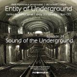 Arthur Sense - Entity of Underground 034: Sound of the Underground on Insomniafm - May 2014