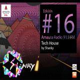 Edicion #16 Amauta Radio 91.9 FM BEATREVOLUTION