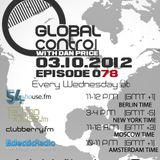 Dan Price - Global Control Episode 078 (03.10.12)