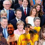 Arroban pero hacen #18 (Wake me up when G20 ends)