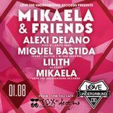 Mikaela - Live @ Tox Club | 01.08.15