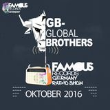GB-Globalbrothers-Radioshow-#003-Famousrecords Germany