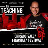 Chicago Salsa & Bachata Festival 2018 MOB Bachata Sensual Mix