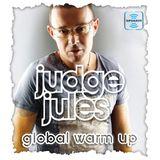 Judge Jules  -  Global Warm Up 558 (Guest Oliver Heldens)  - 18-Nov-2014