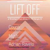 Mysti - Fleeting Dream presents Lift Off (Nov 2012)