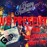 2016 Halloween Party Mix- DJ Corn