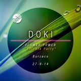 Doki - Flower power 27-9-14 @Private Party - Burzaco