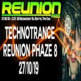 TECHNOTRANCE LIVE AT REUNION PHAZE 8 @ CJ'S ROSYTH 27/10/18