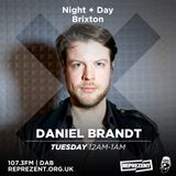 Daniel Brandt Live from Brixton Academy | Tuesday 14th March 2017