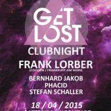 Phacid & Bernhard Jakob & Frank Lorber - Get-Lost Clubnight- Batterie94 - Ingolstadt, 18.04.2015