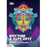 Rythem and alps