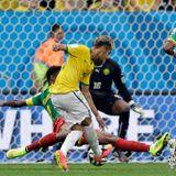 Brasil 4 Camerún 1