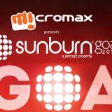 Sashanti - Live @ Sunburn Festival (Goa, India) - 27.12.2012