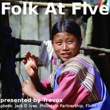Folk At Five, Monday 11 November 2019