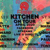 Lee James - Rise Kitchen Party 25. 4. 2020