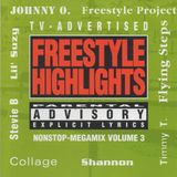 Freestyle Highlights Nonstop-Megamix 3