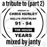 Janty - Kelly's Classics 91-94 A Chris Hurley Tribute Part 2