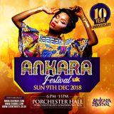 ANKARA FESTIVAL UK  2018 OFFICIAL MIXTAPE BY DJ MIND D GAP