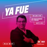 #YaFue | Volvé a escuchar la editorial de Leo Ricciardino | Terremoto |