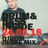 RADAR DRUM'N'BASS SOUNDS - DJ ROM MINIMIX / 24.03.2018