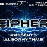 Cipher Presents Algorhythms 113 - Ganesh Guest Mix