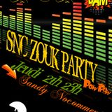 SNC ZOUK PARTY  , jeudi 4 Septembre