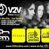 V2V Radio Show 007 feat. Ana Criado (09.12.2012)