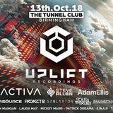 Steve Allen Live @ Uplift 13 - 10 - 2018