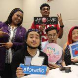 Bihzhu & The JuJu Boys on AFO Live