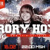 Molotov Cocktail #038 - Rory Hoy [UK] guest mix (16.02.17 Criminal Tribe Radio)
