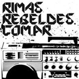 Rimas Rebeldes 30-4-16 Nos visitó la tremenda rapera española Syla