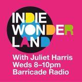 Juliet Harris Indie Wonderland 4 October 2017 Indie Rock-a-Nore special Barricade Radio