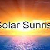 Tony Mac on Solar Sunrise 28th December 2016