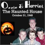 The Adventures Of Ozzie & Harriet - The Haunted House (10-31-48)