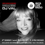 DJ VAL Deep House Sessions IBIZA LIVE RADIO