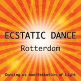Ecstatic Dance dj-set 18 april 2015 Djoj Rotterdam.