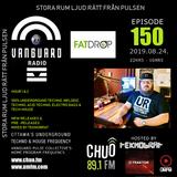 TEKNOBRAT On Episode 150 of Vanguard Pulse Radio 2019-08-24th