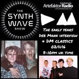THE SYNTH WAVE SHOW 11 - DEPECHE MODE special ft. Deb Danahay Mann
