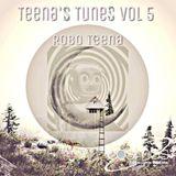 Teena´s tunes vol 5  Cosmos radio